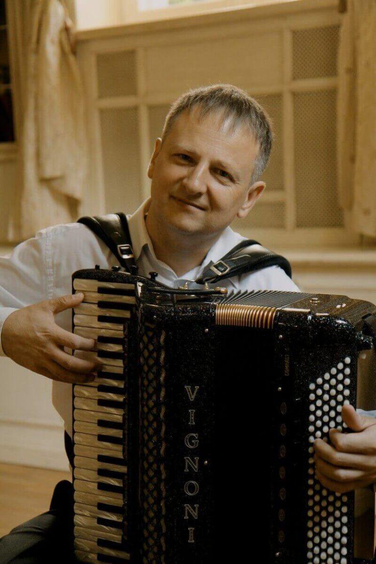 Akordeonistas Gintaras